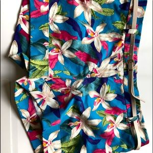 Express New Without Tags Floral Shorts